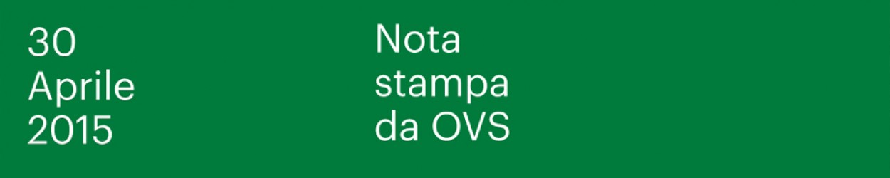 Nota stampa da OVS