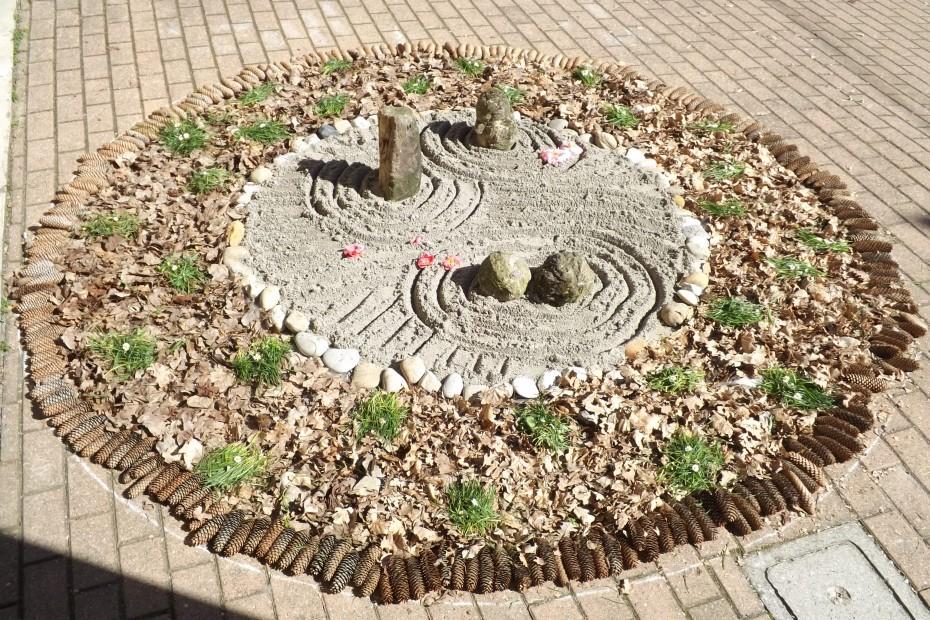 Piccolo giardino zen kids creative lab - Piccolo giardino zen ...