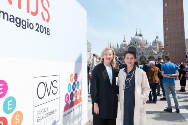 Elisabetta Vanuzzo e Karole Vail