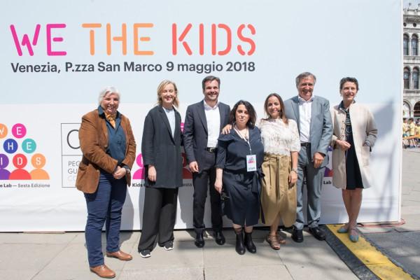 Paola Mar, Elisabetta Vanuzzo, Claudio Vernier, Marinella Senatore, Camila Raznovich, Luigi Brugnaro, Karole Vail